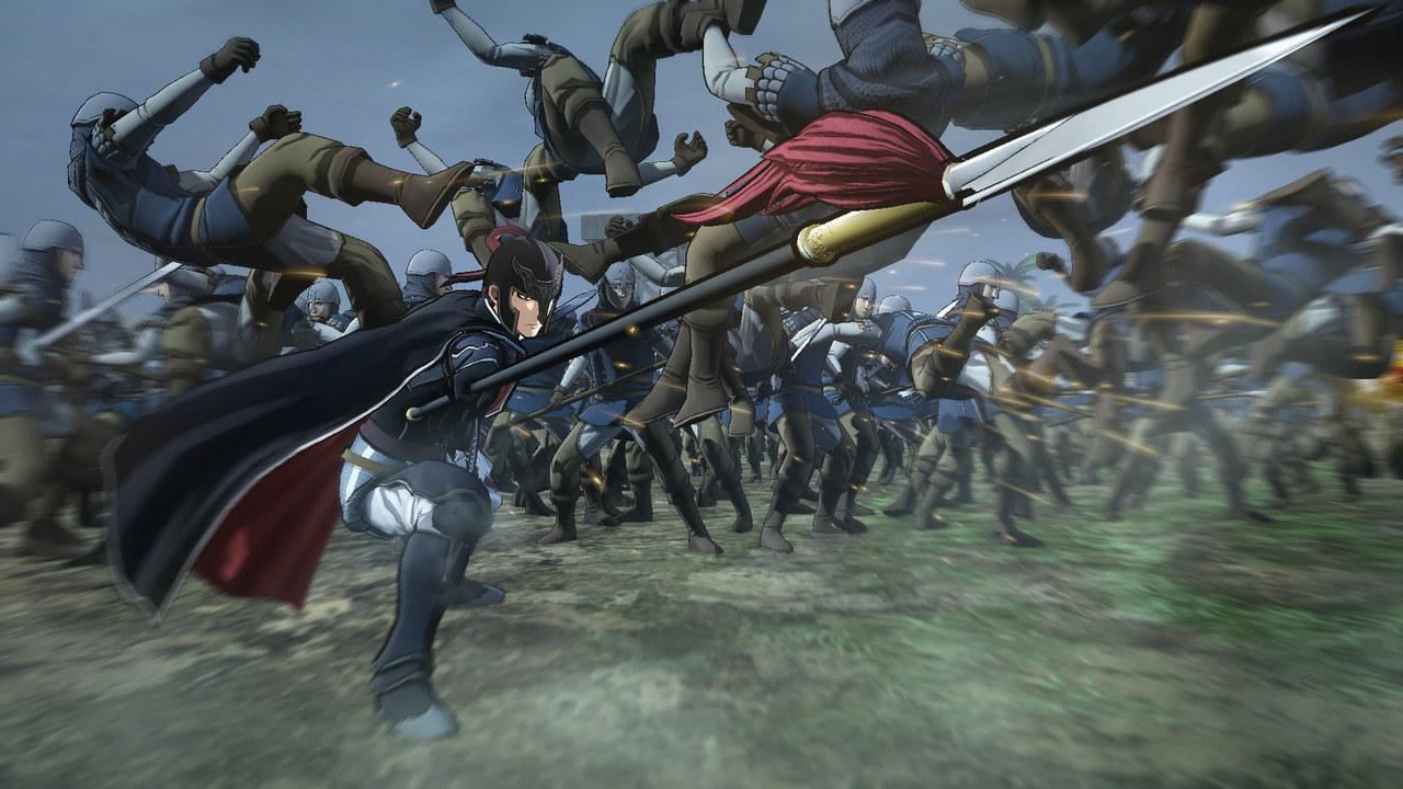 Arslan The Warriors of Legend Review Screenshot 1