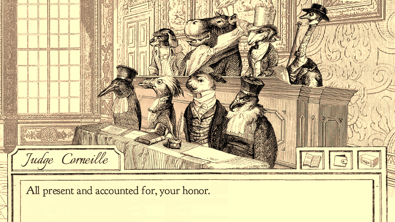Aviary Attorney PC Game Review Screenshot 2