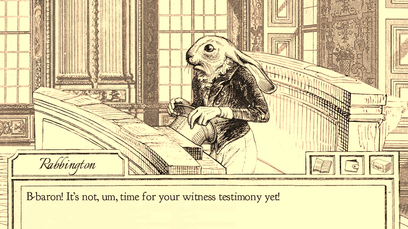 Aviary Attorney PC Game Review Screenshot 3