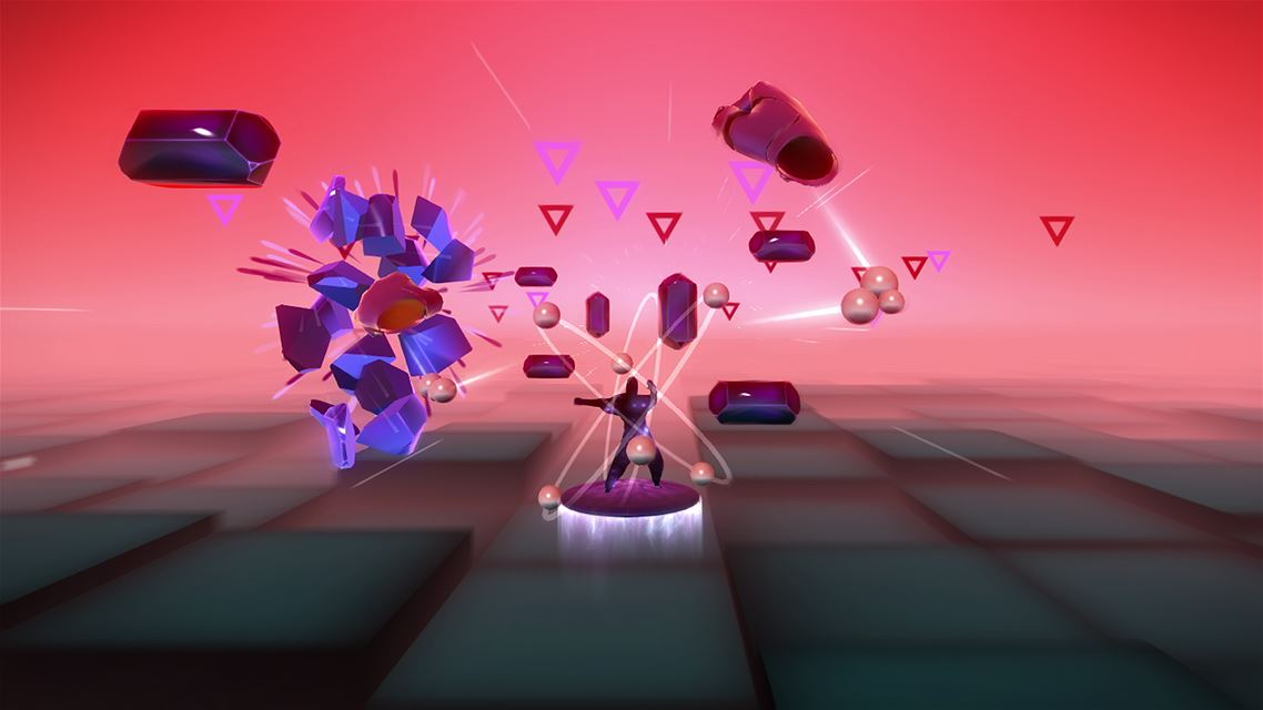 Beatsplosion for Kinect Xbox One Game Review Screenshot 2