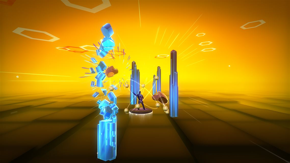 Beatsplosion for Kinect Xbox One Game Review Screenshot 3