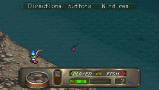 Breath of Fire III PS Vita Review Screenshot 1
