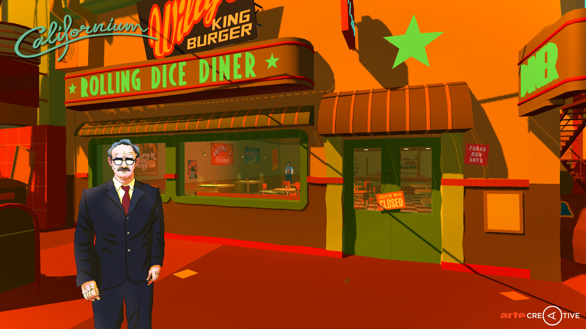 Californium PC Game Review Screenshot 1