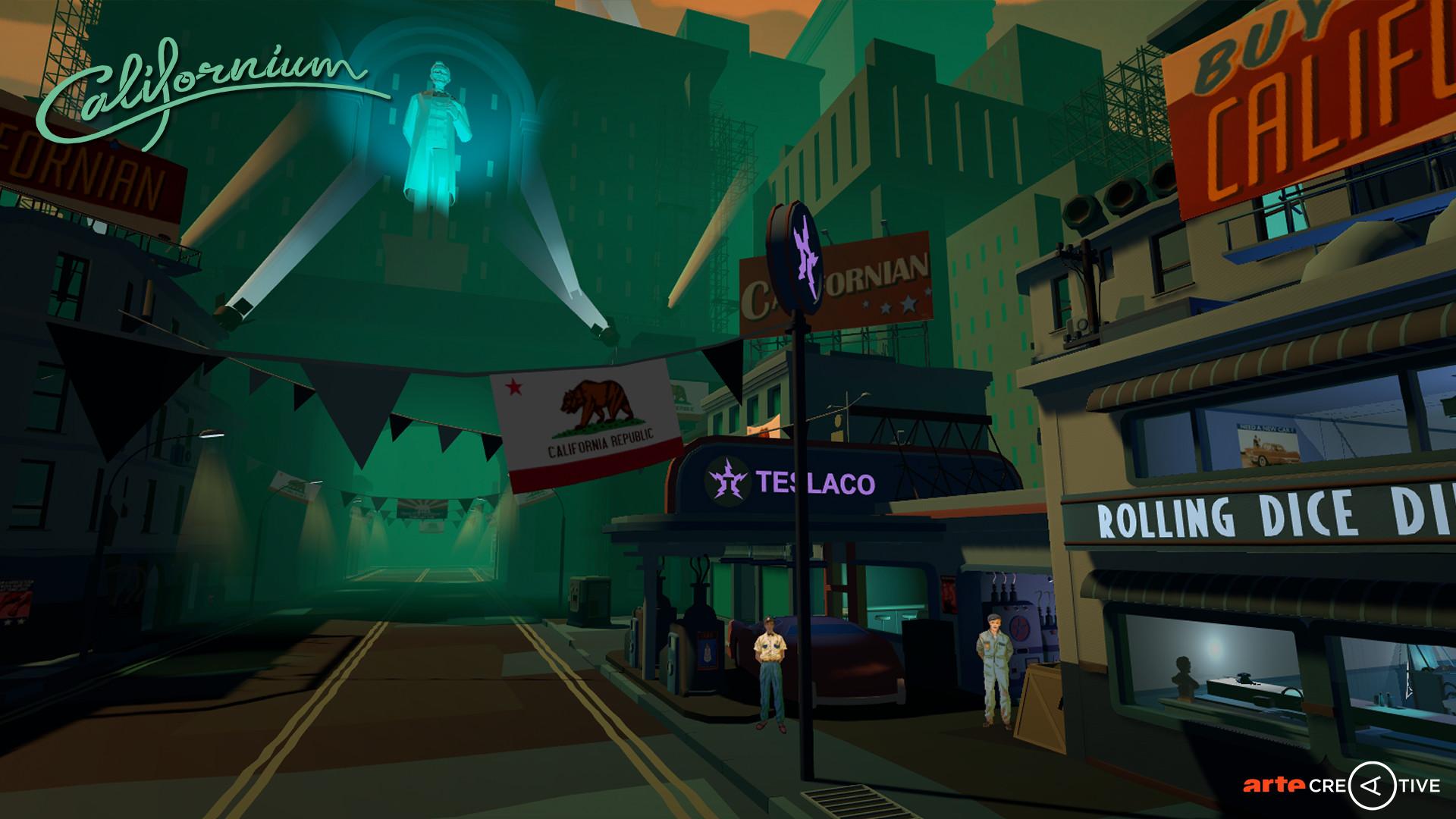 Californium PC Game Review Screenshot 2
