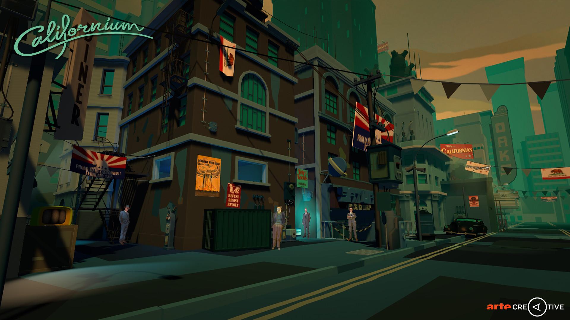 Californium PC Game Review Screenshot 3