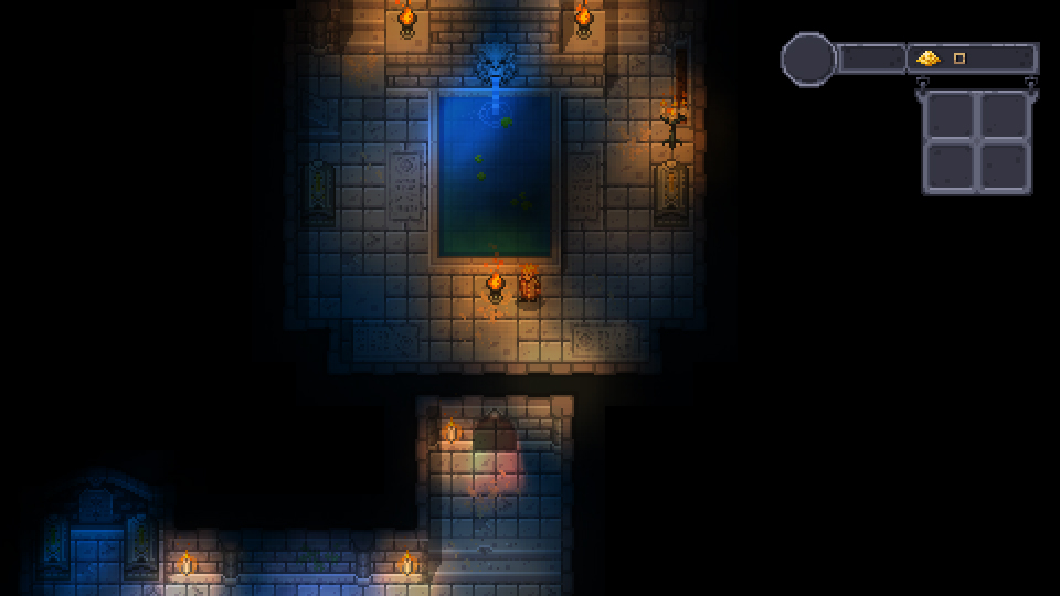 Courier of the Crypts PC Game Review Screenshot 1
