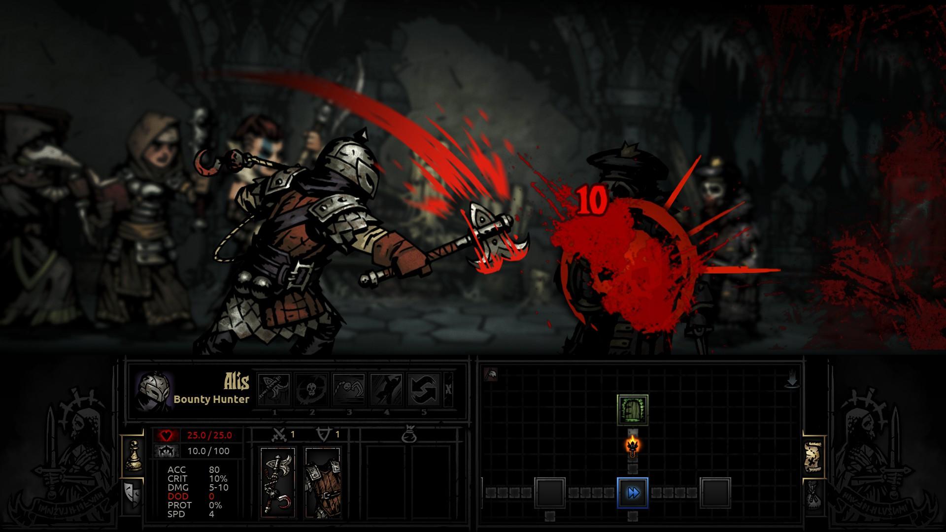 Darkest Dungeons PC Game Review Screenshot 3
