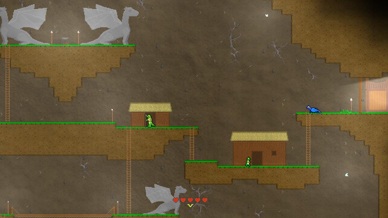 Dragon's Wake PC Game Review Screenshot 1