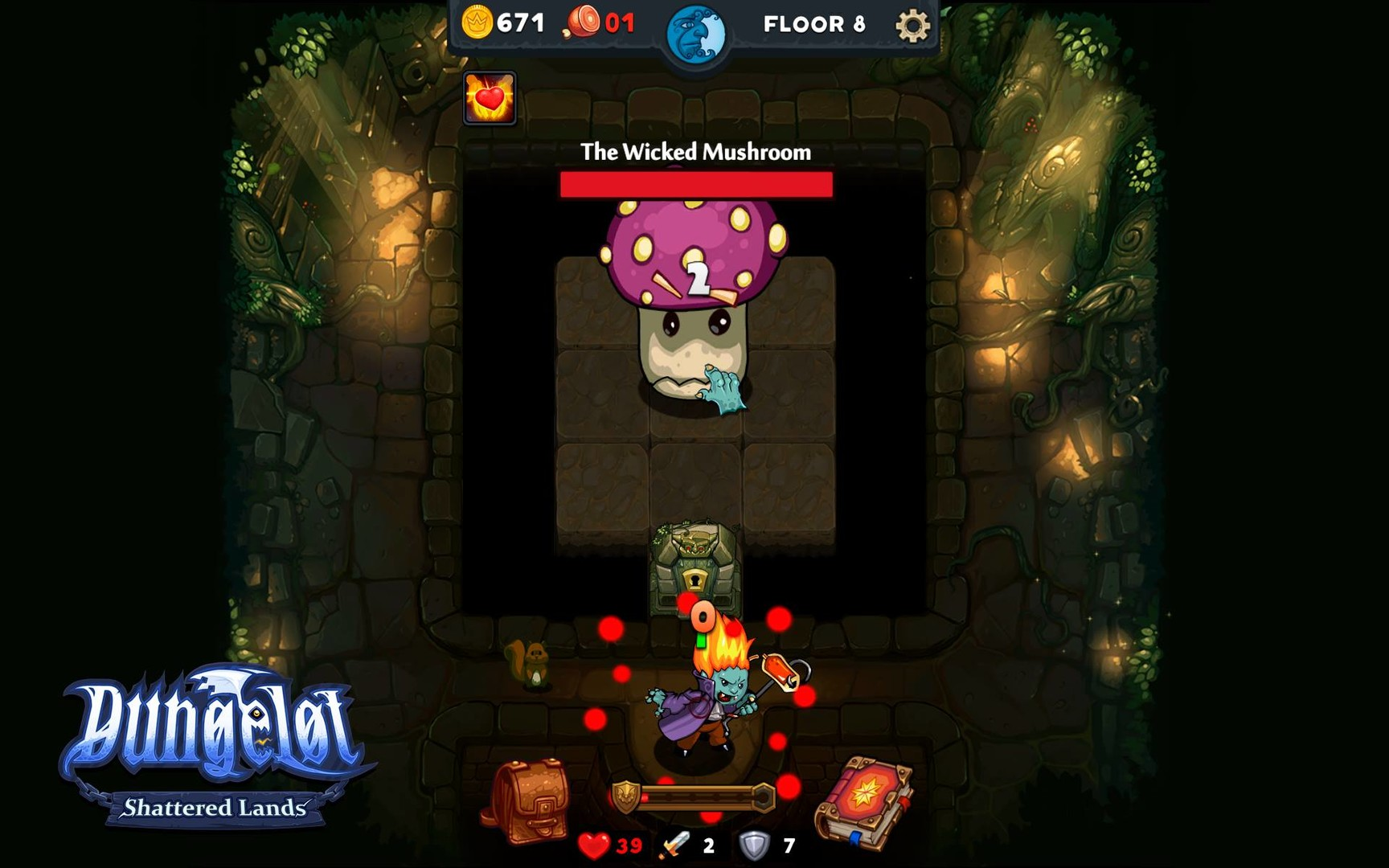Dungelot Shattered Lands PC Game Review Screenshot 3