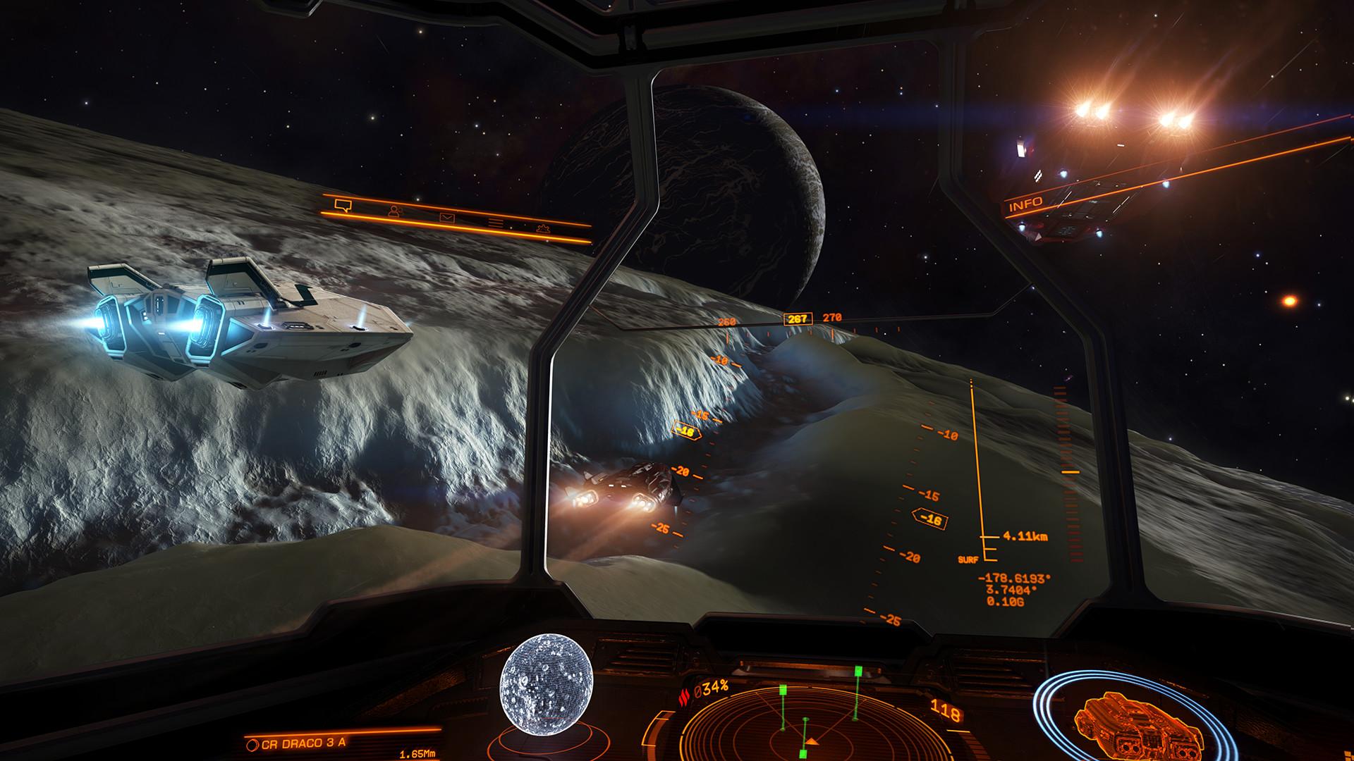 Elite Dangerous Horizons Review Screenshot 1