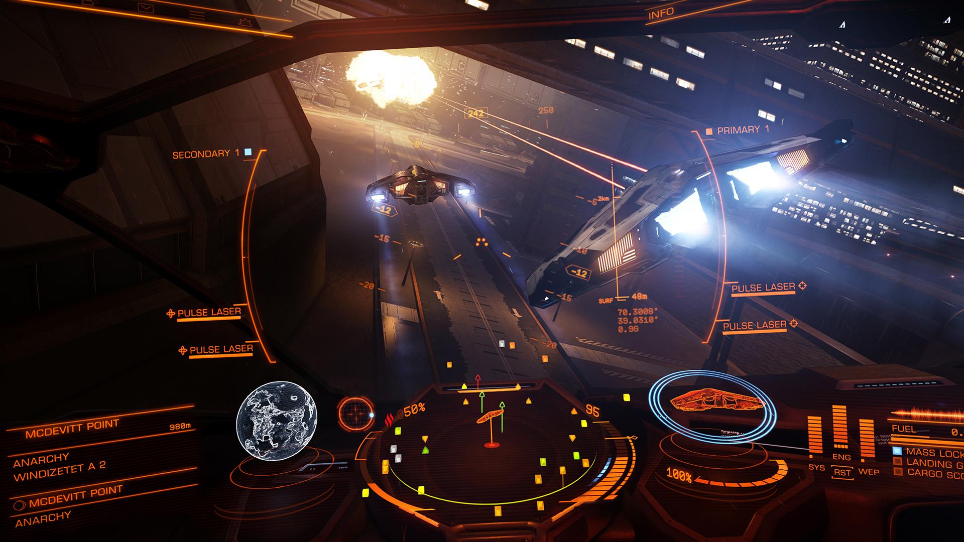 Elite Dangerous Horizons Review Screenshot 3