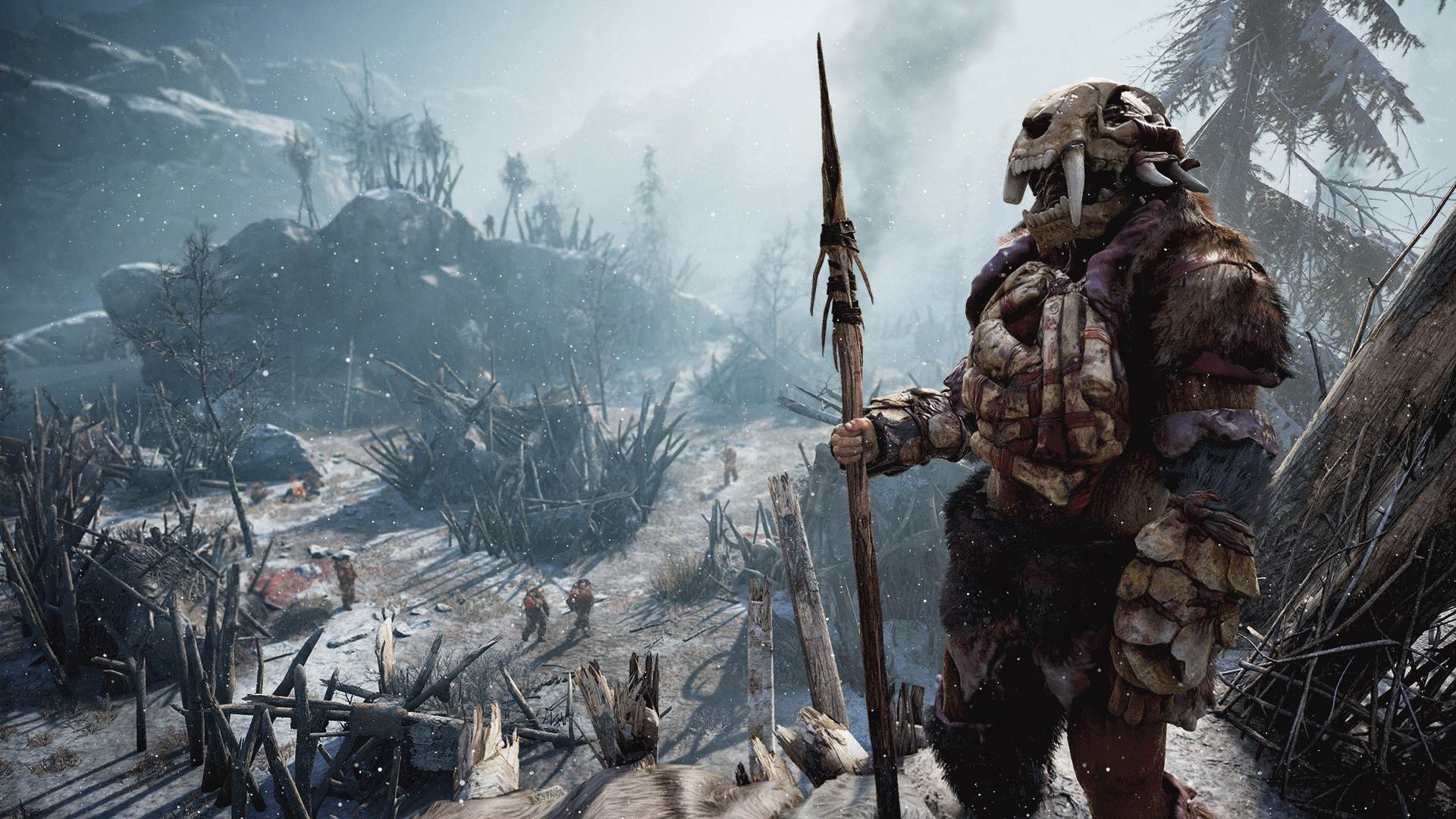 Far Cry Primal PS4 Game Review Screenshot 1