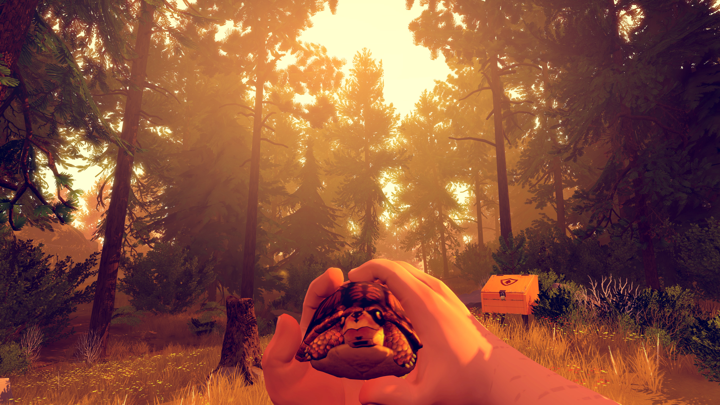 Firewatch PC Game Review Screenshot 1