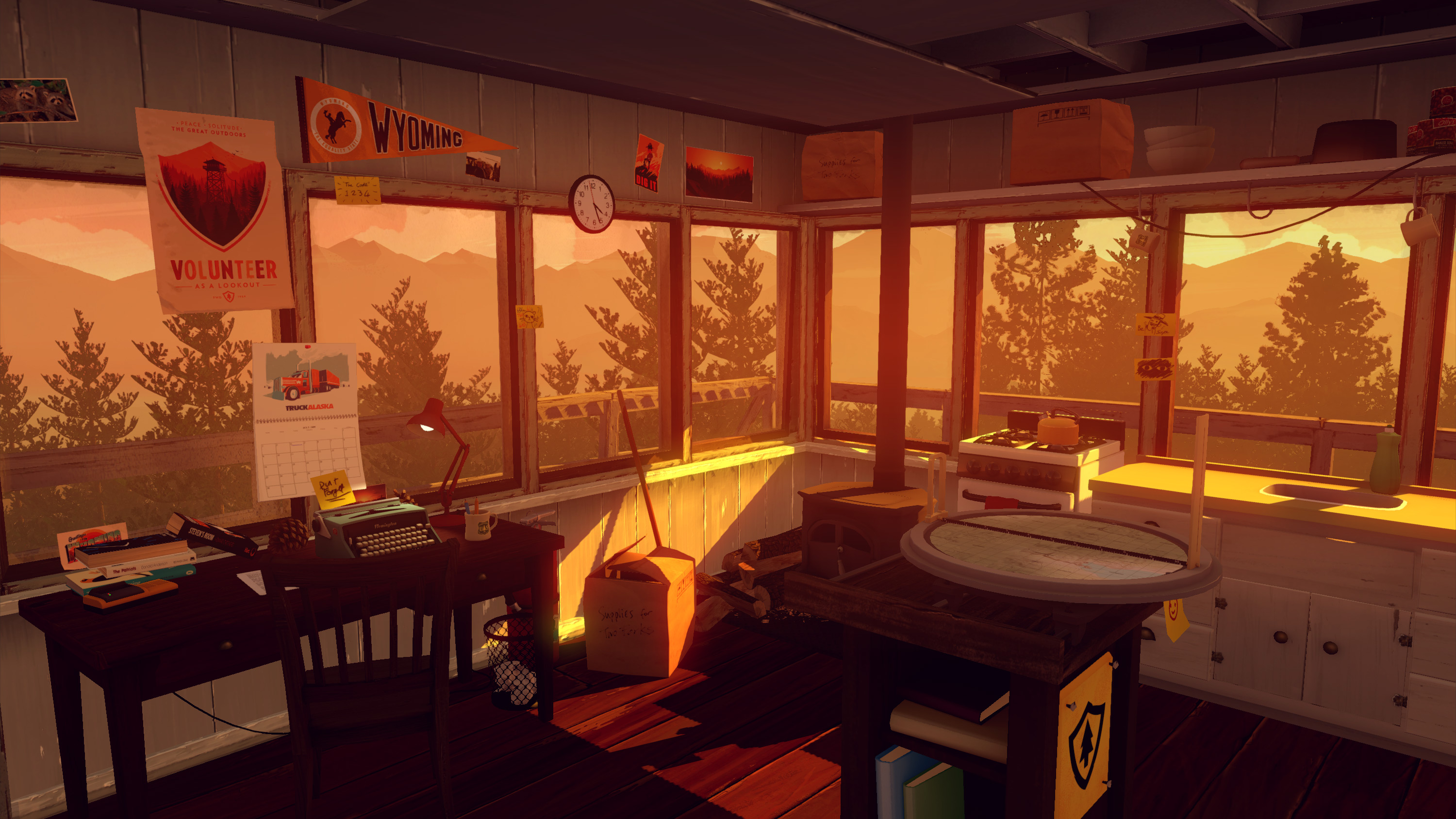Firewatch PC Game Review Screenshot 2