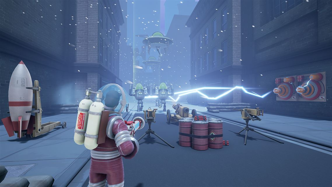 Fortified Xbox One Game Review Screenshot 1