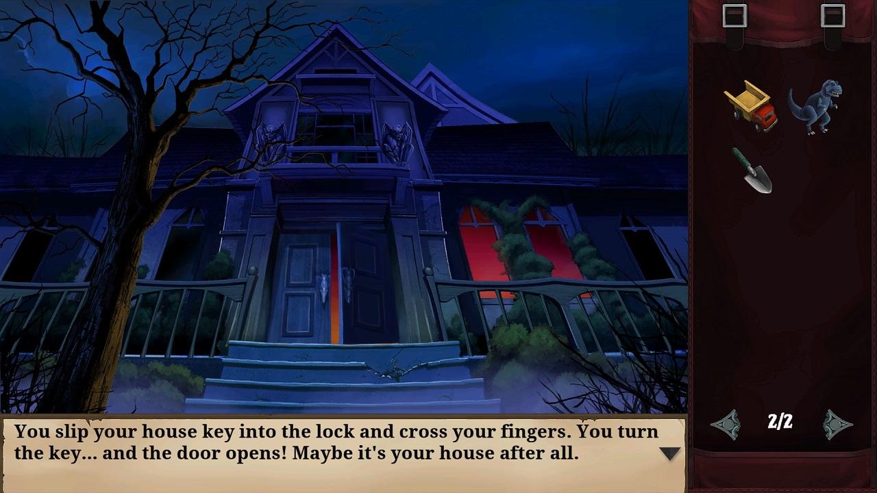 Goosebumps The Game PS4 Review Screenshot 2