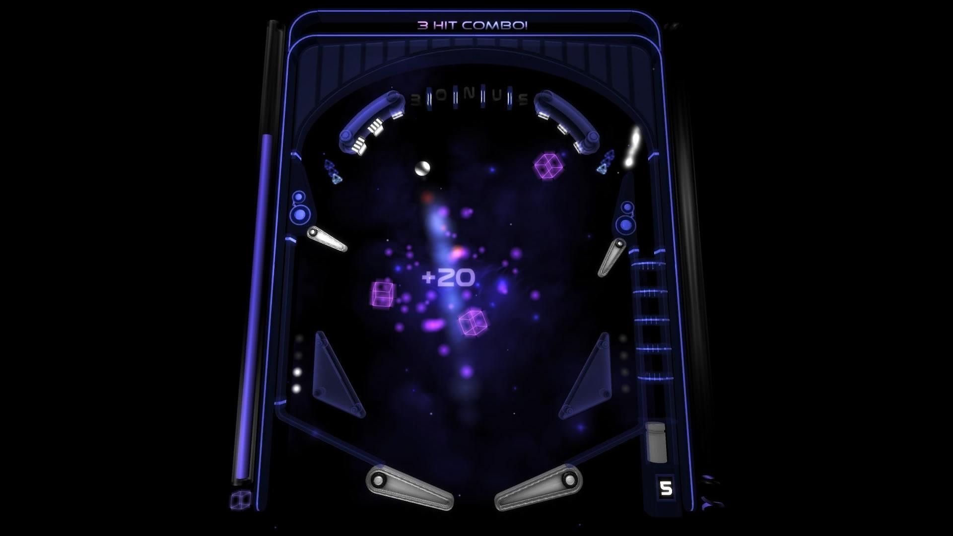 Hyperspace Pinball Review Screenshot 1