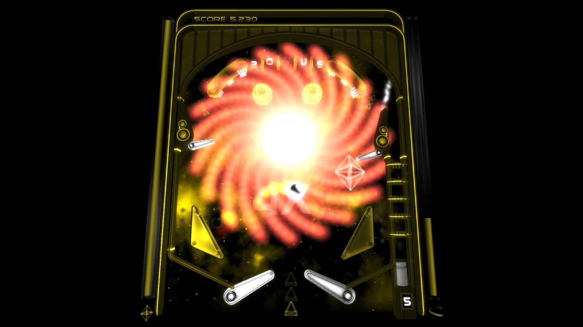 Hyperspace Pinball Review Screenshot 2