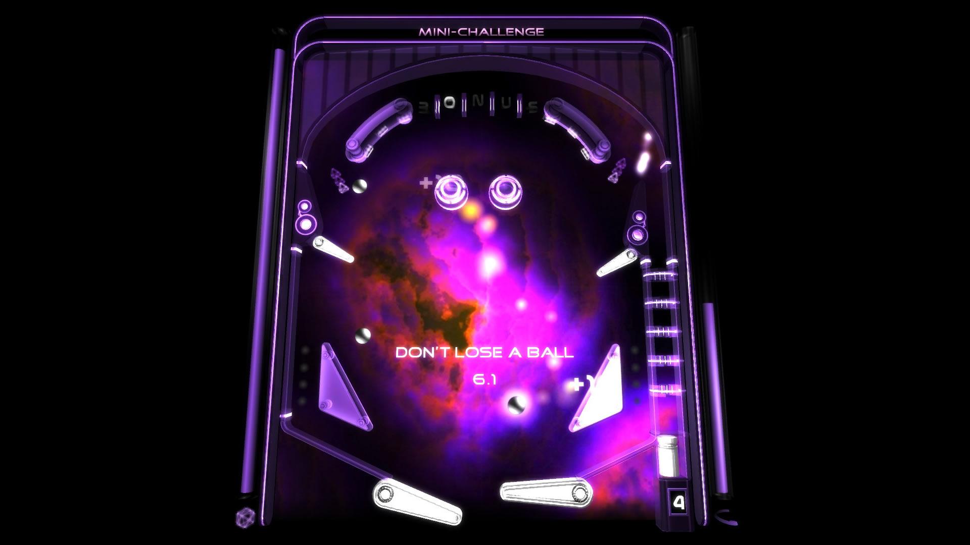 Hyperspace Pinball Review Screenshot 3
