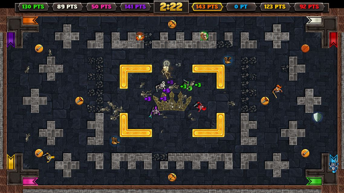 Knight Squad Xbox One Game Review Screenshot 3