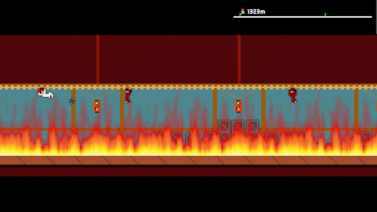 Kung Fu Fight! Wii U Game Review Screenshot 1
