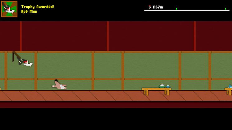 Kung Fu Fight! Wii U Game Review Screenshot 3