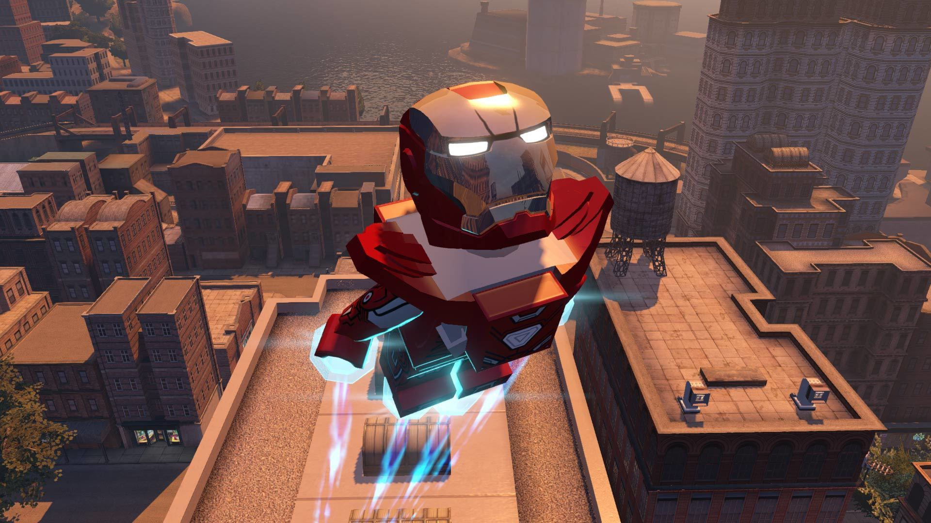 LEGO Marvel's Avengers PS4 Game Review Screenshot 1