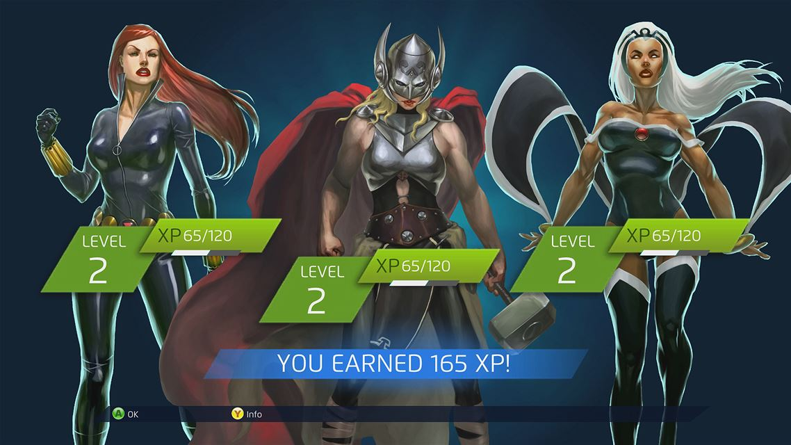Marvel Puzzle Quest Dark Reign Xbox One Game Review Screenshot 3