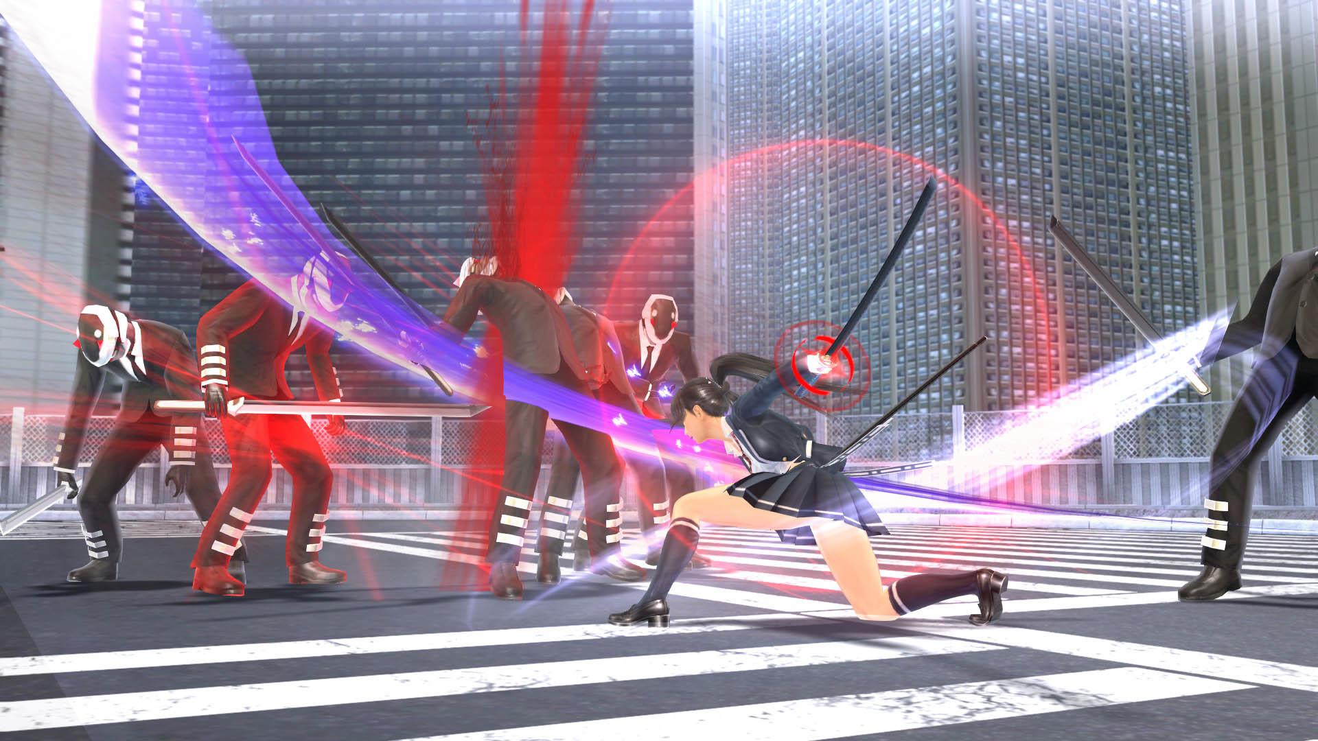 Mitsurugi Kamui Hikae Review Screenshot 3