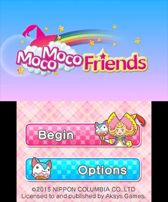 Moco Moco Friends 3DS Review Screenshot 1