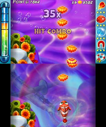Ocean Runner 3DS Game Review Screenshot 3