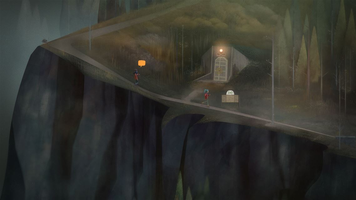 Oxenfree Xbox One Game Review Screenshot 1