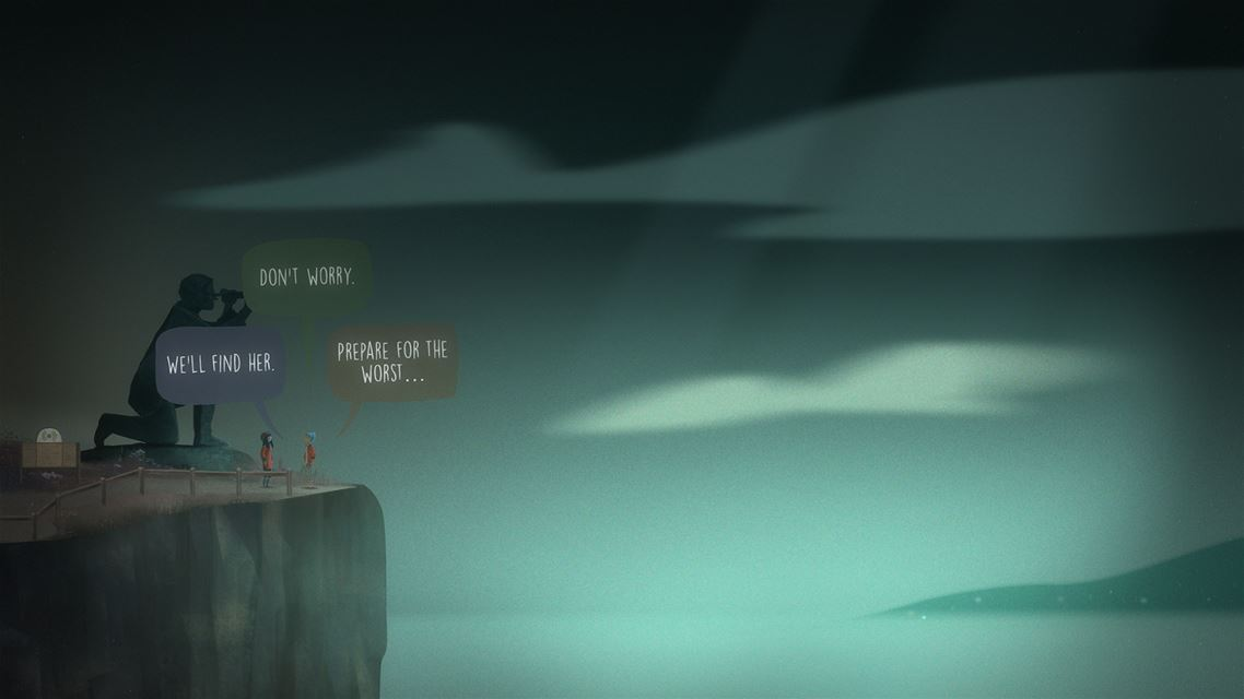 Oxenfree Xbox One Game Review Screenshot 3