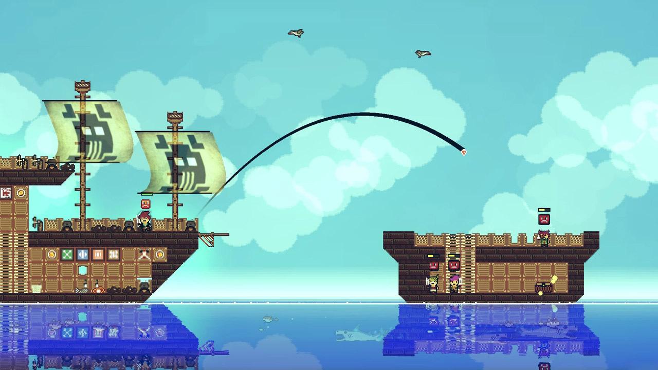 Pixel Piracy Review Screenshot 1