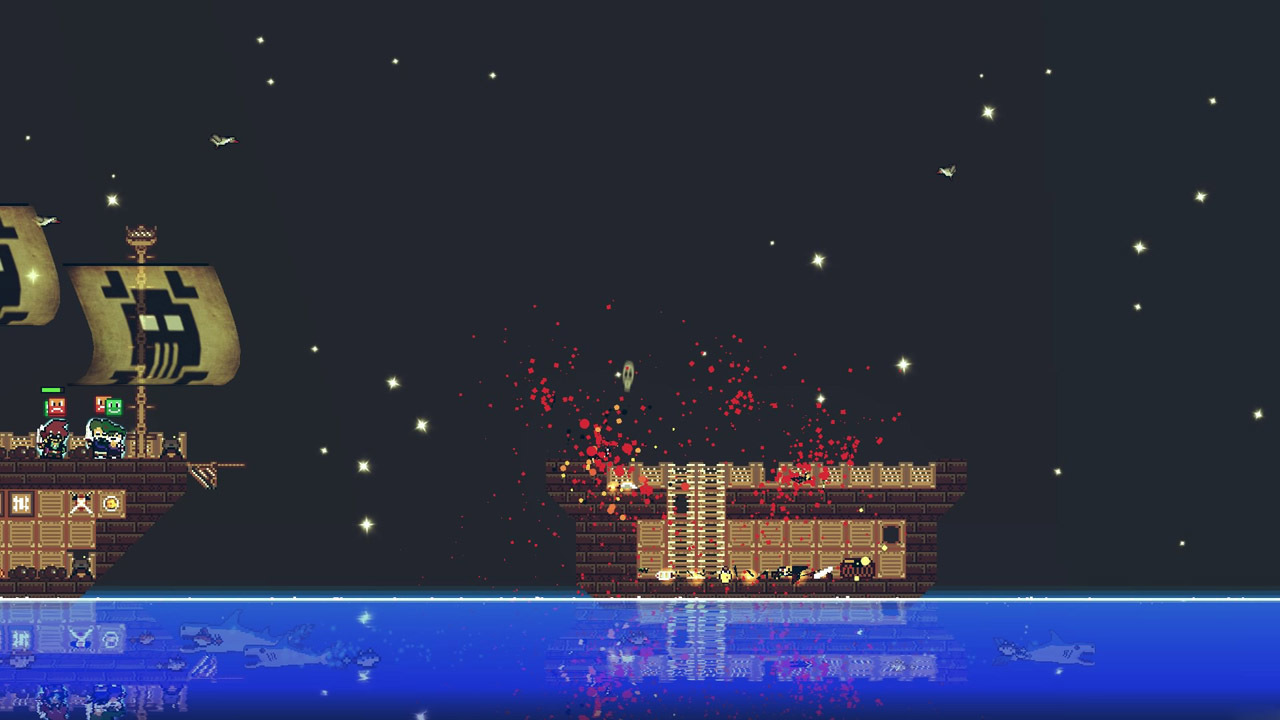 Pixel Piracy Review Screenshot 2