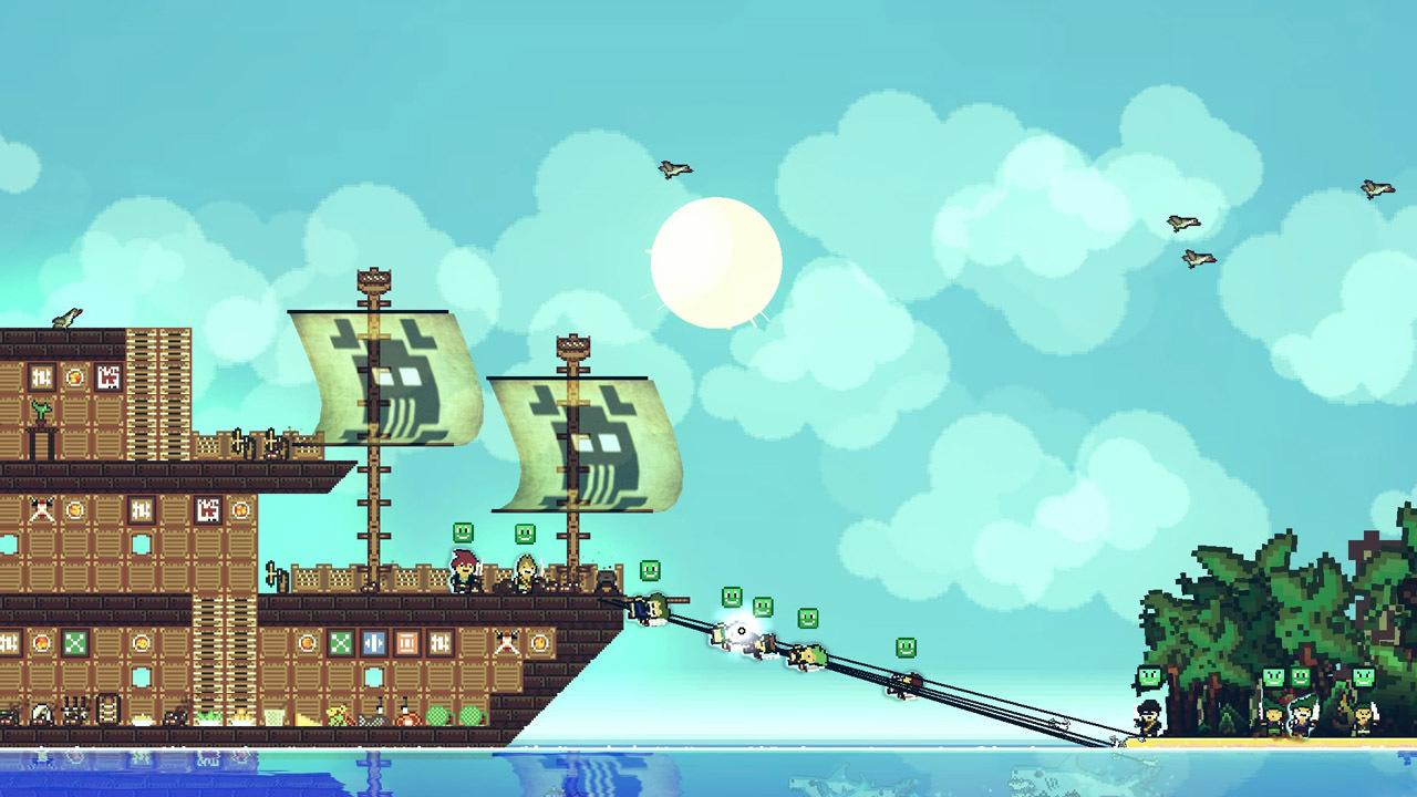 Pixel Piracy Review Screenshot 3