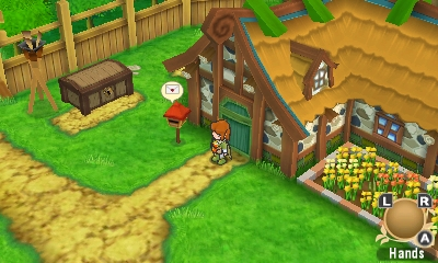 Return to PopoloCrois A STORY OF SEASONS 3DS Review Screenshot 2