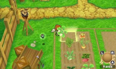 Return to PopoloCrois A STORY OF SEASONS 3DS Review Screenshot 3