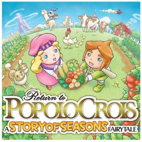 Return to PopoloCrois A STORY OF SEASONS 3DS Review