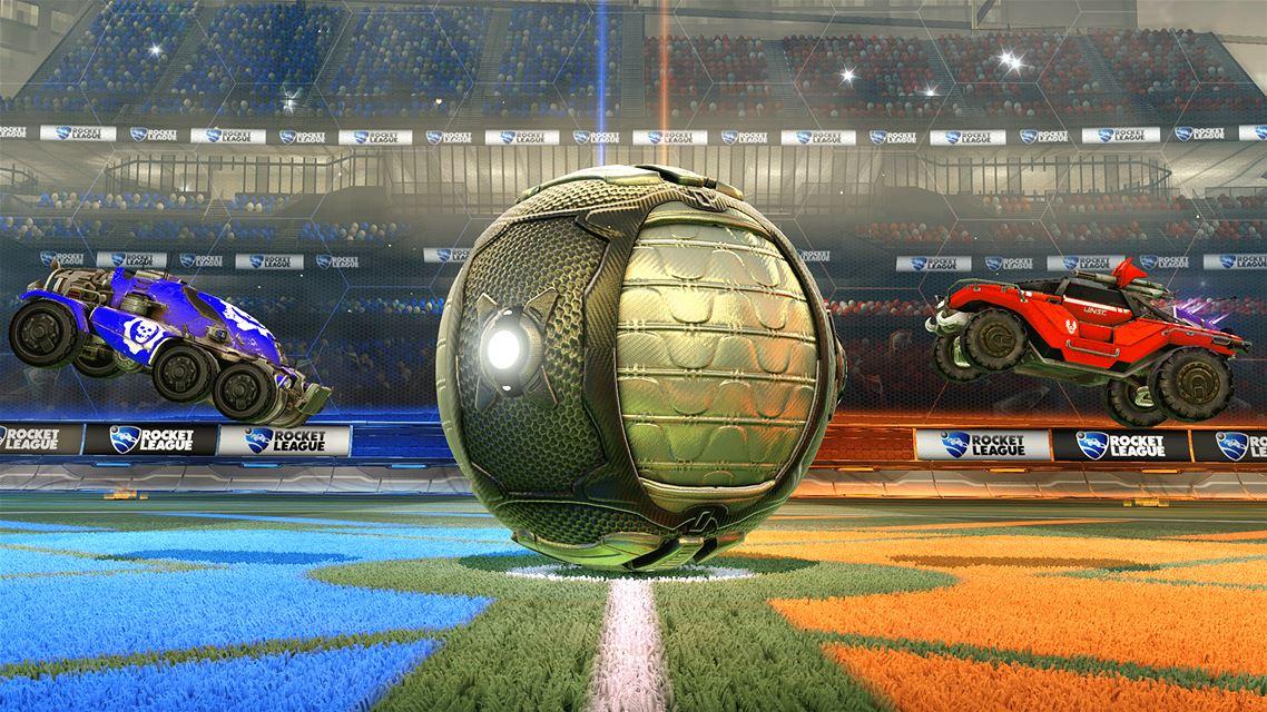 Rocket League Xbox One Review Screenshot 1