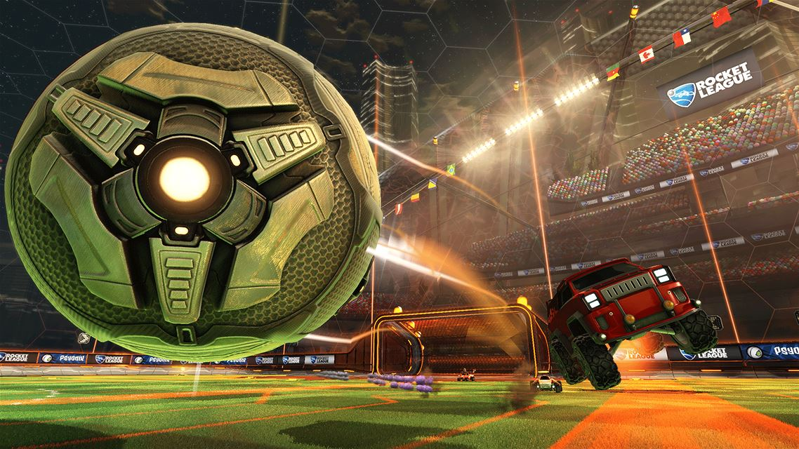 Rocket League Xbox One Review Screenshot 2