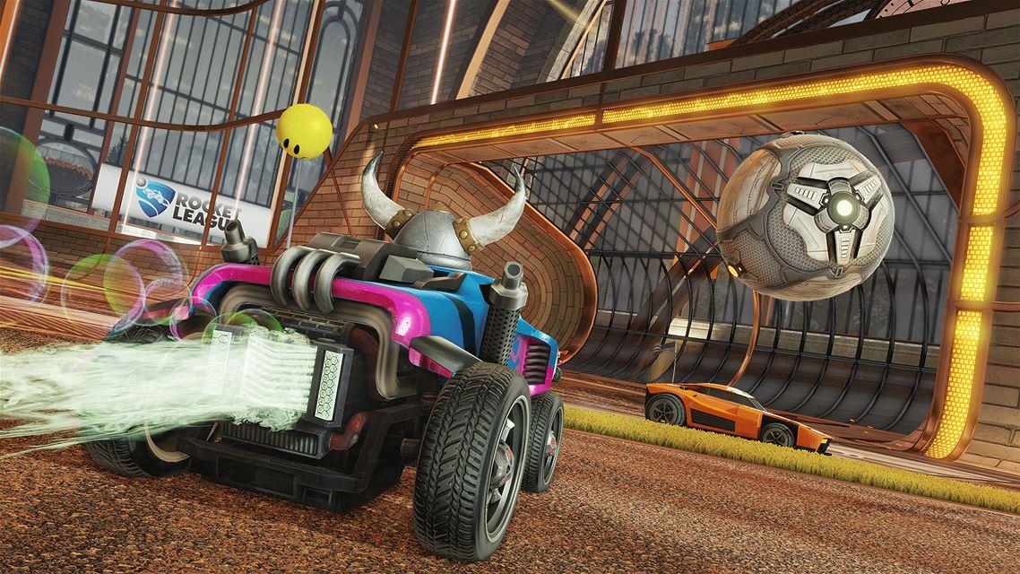 Rocket League Xbox One Review Screenshot 3