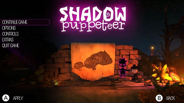 Shadow Puppeteer Wii U Game Review Screenshot 1