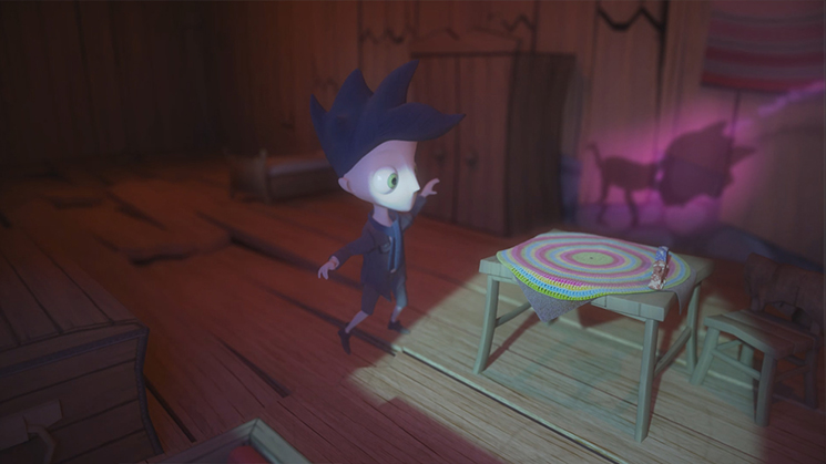 Shadow Puppeteer Wii U Game Review Screenshot 2