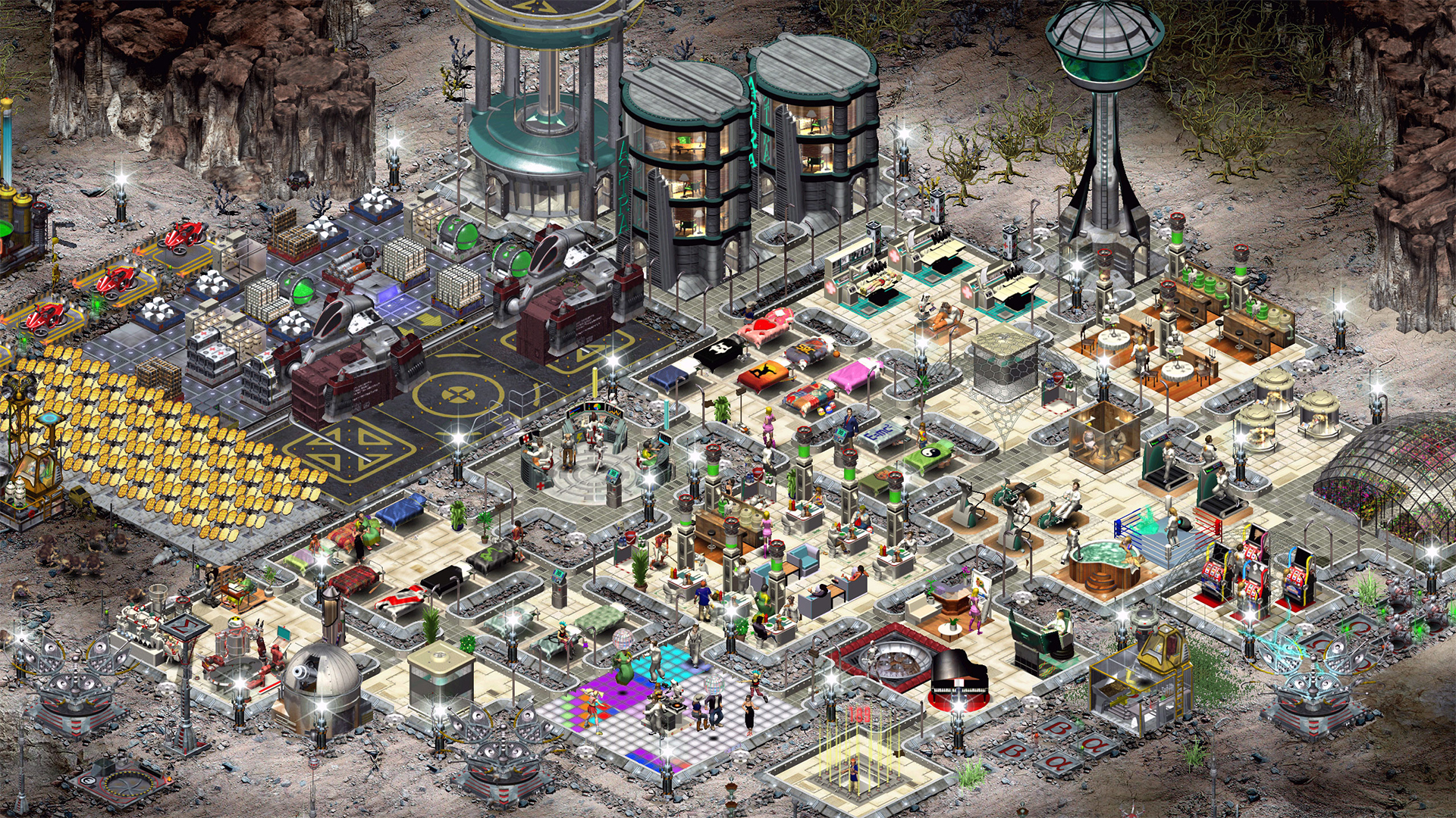 Space Colony Steam Edition Review Screenshot 2