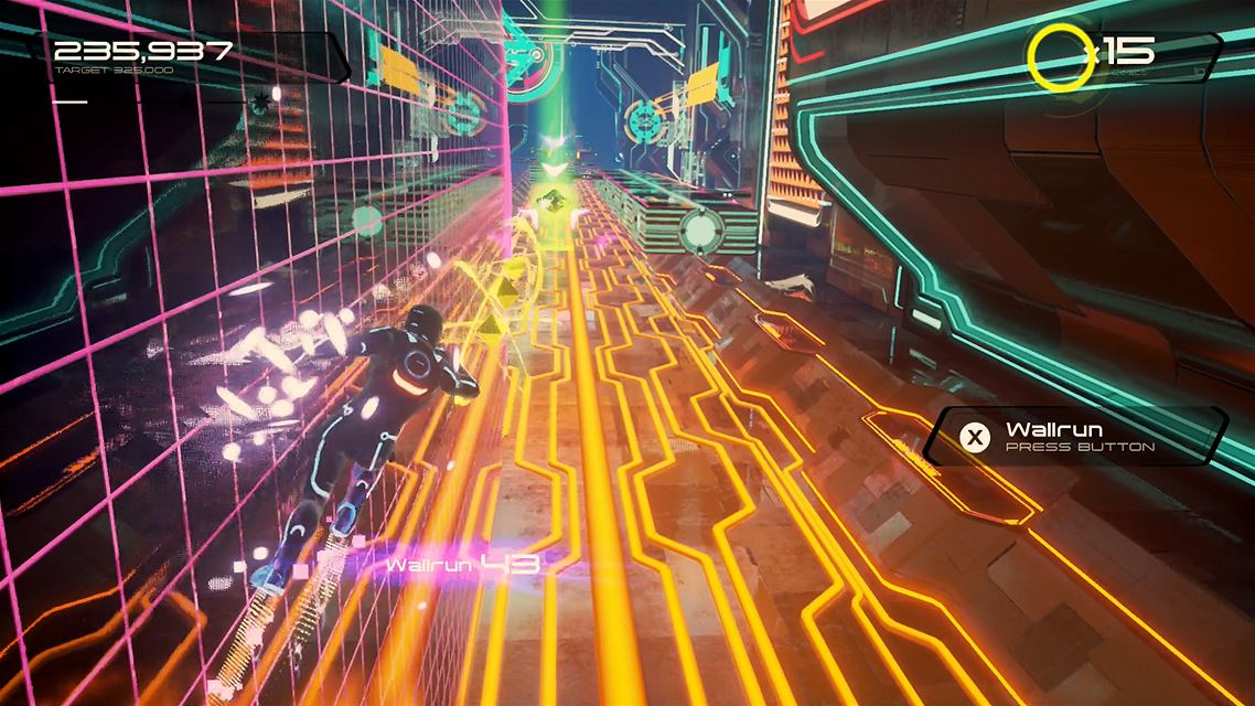 TRON RUN_r Review Screenshot 2