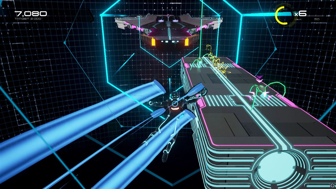 TRON RUN_r Review Screenshot 3
