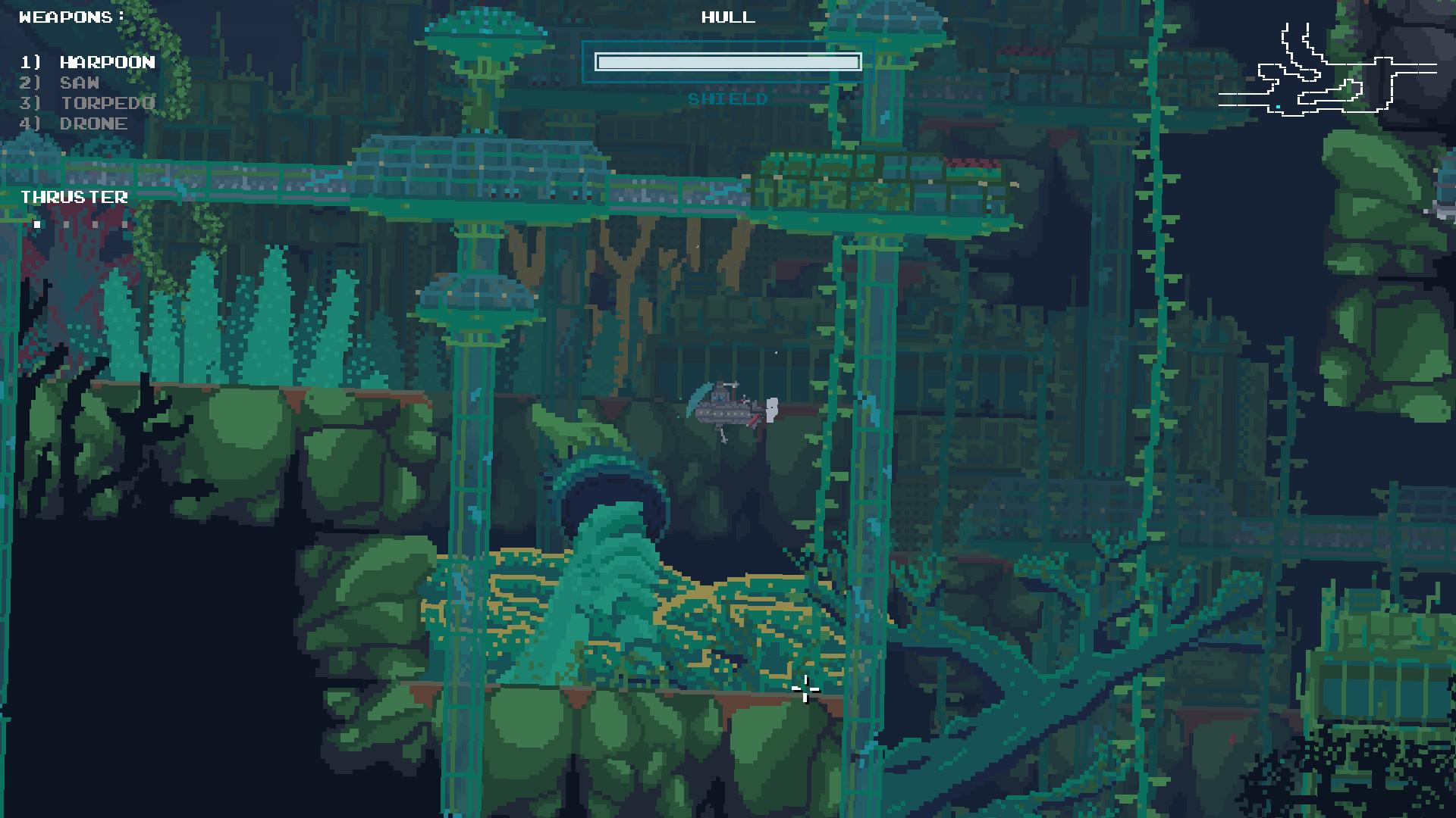 The Aquatic Adventures Of The Last Human Review Screenshot 1