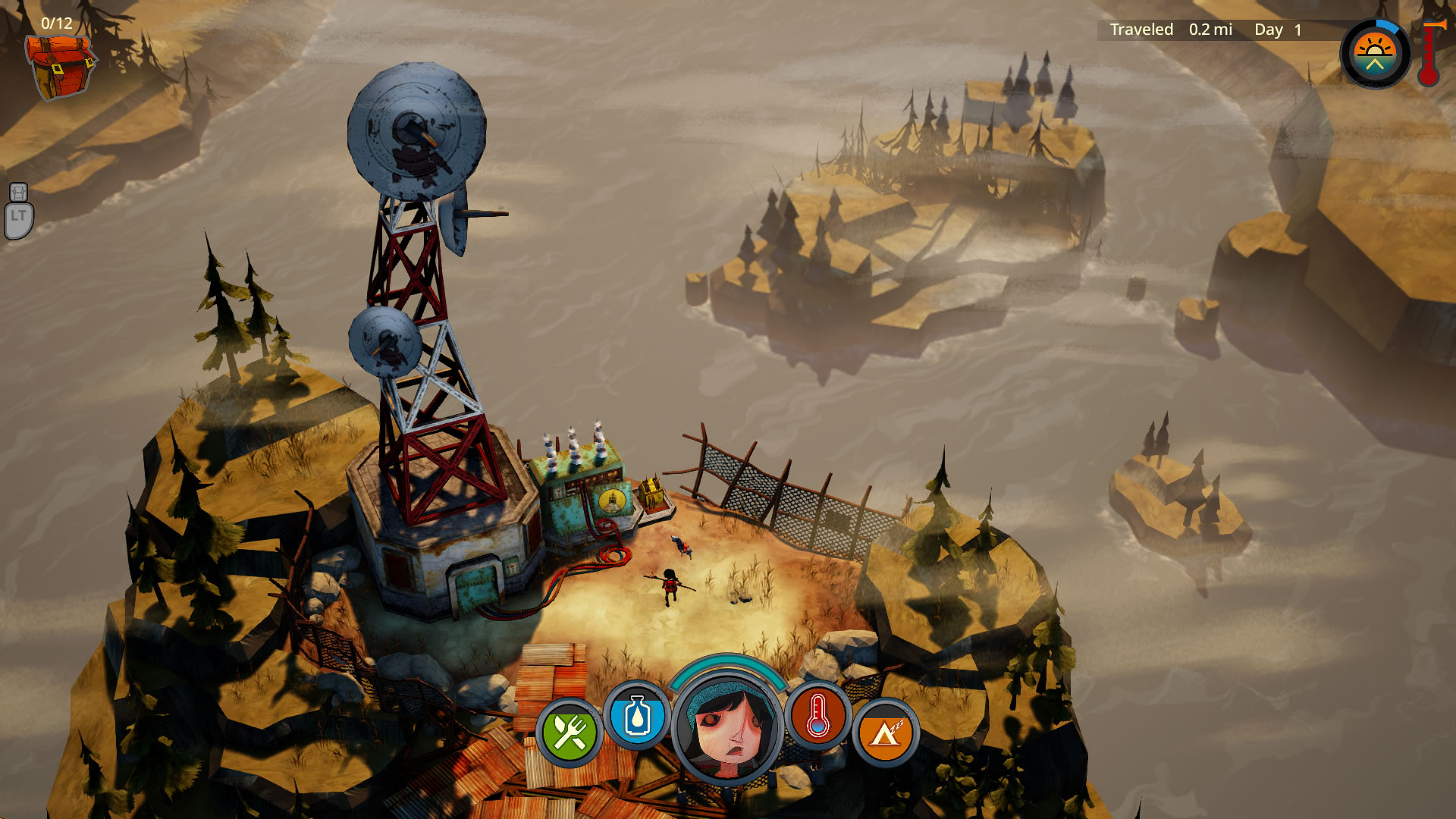 The Flame in the Flood Review Screenshot 1
