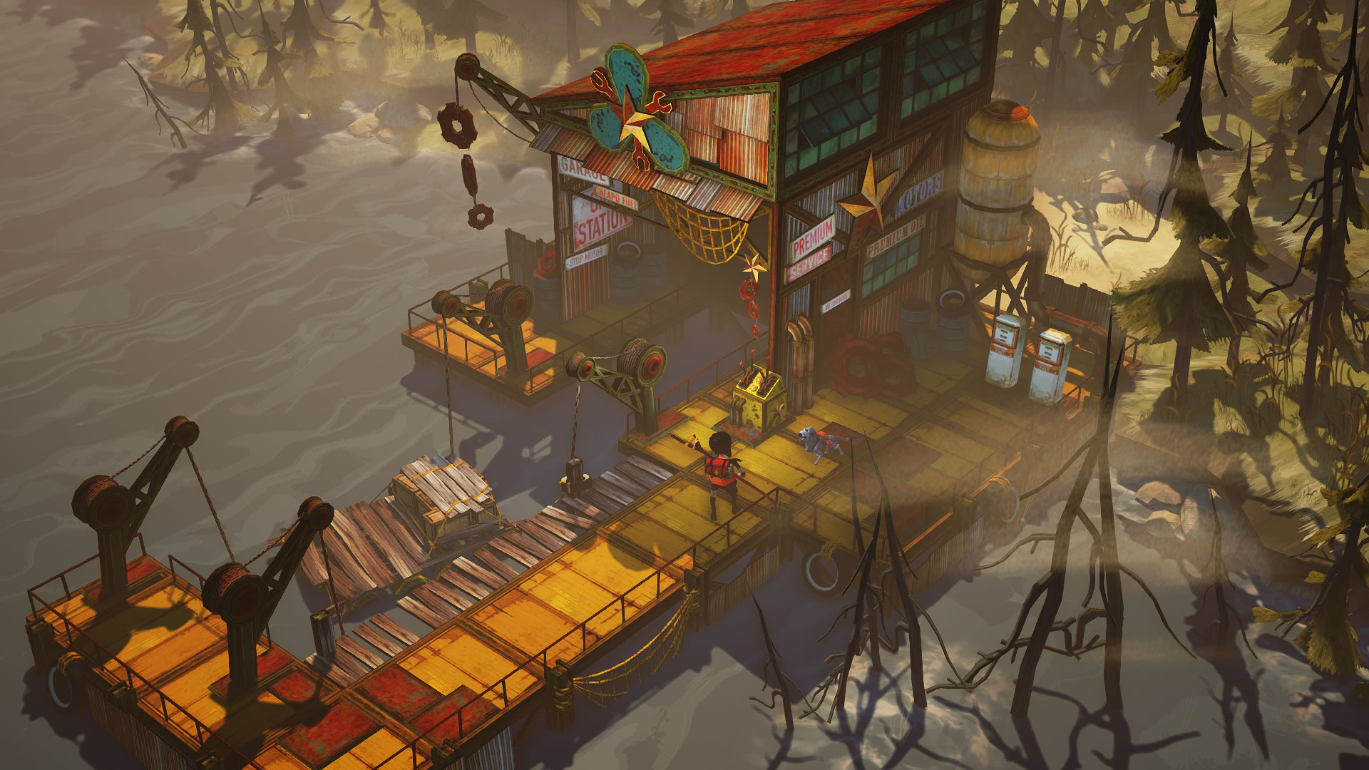 The Flame in the Flood Review Screenshot 3